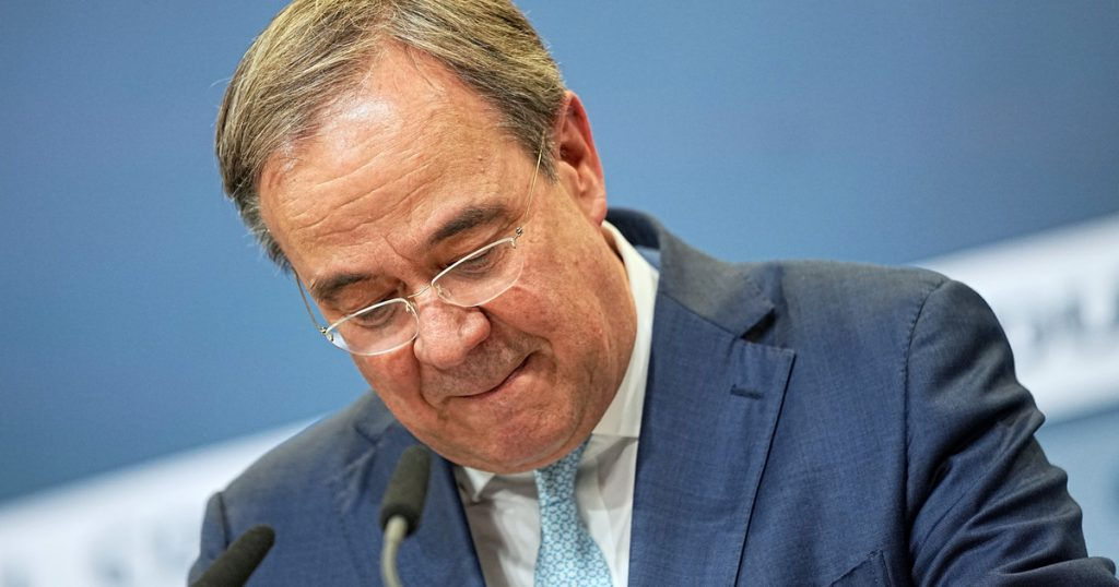 Index - Abroad - Armin Laschet is set to resign as CDU presidency, Germany may have a left-wing government