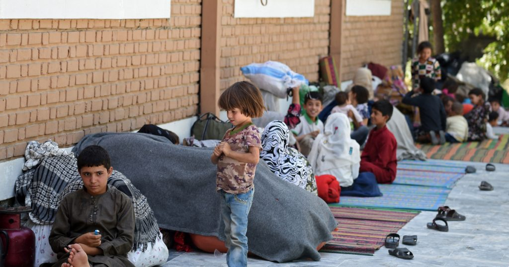 Index - Abroad - Canada will receive tens of thousands of fleeing Afghans