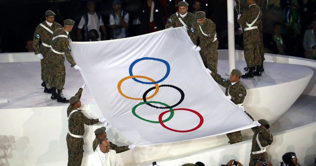 Index – Abroad – Olympic section text changed