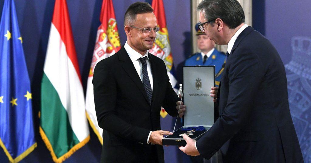 Index - Abroad - Péter Szijjártó got the most he could