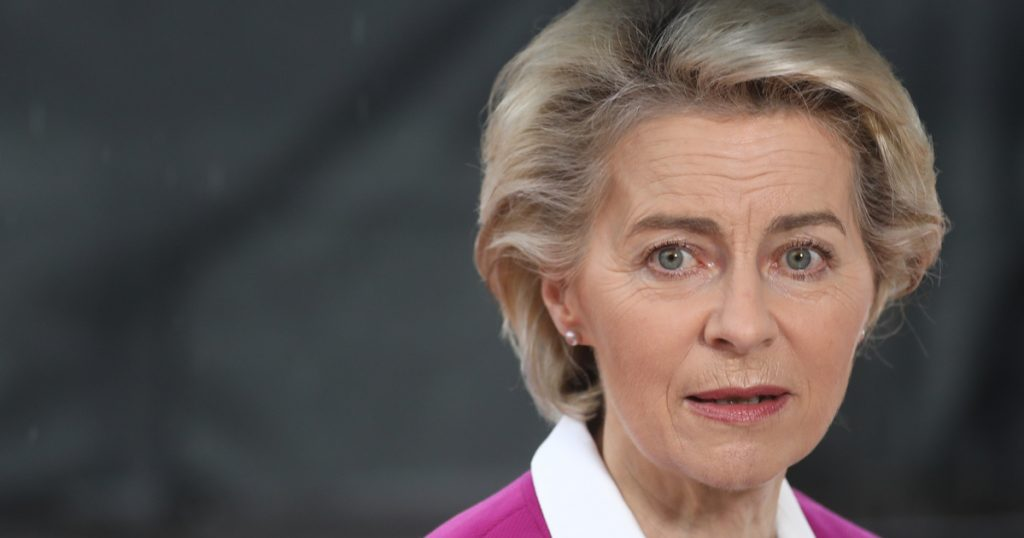 Index - Abroad - Ursula von der Leyen: If the Poles want to stay in the EU, they have to follow the rules