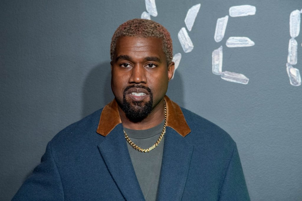 Kanye West has officially changed her name to two letters