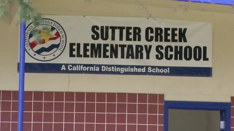 On the first day of the new school year, a teacher was beaten up for wearing masks in California