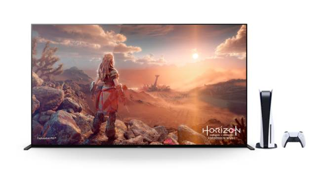 Perfect for PlayStation®5 – Sony adds new features to BRAVIA XR TVs
