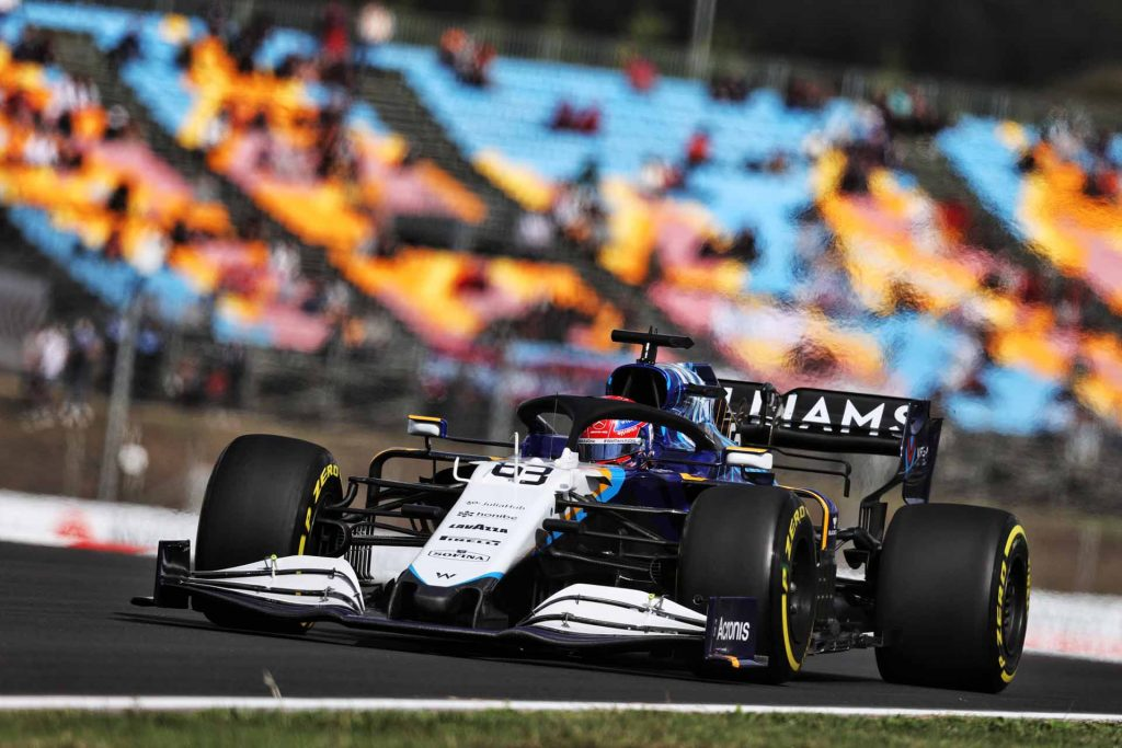 Russell was disappointed that he missed a special opportunity - F1VILÁG.HU