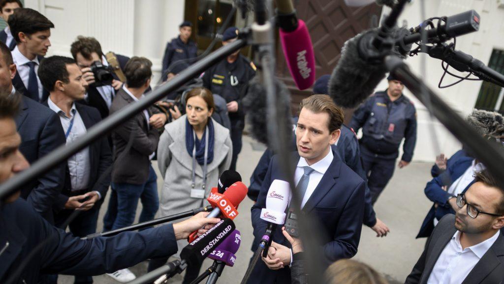 Sebastian Kurz will not resign