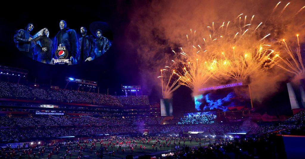 Super Bowl: Five Artists, 43 Grammy Awards presented during the big break