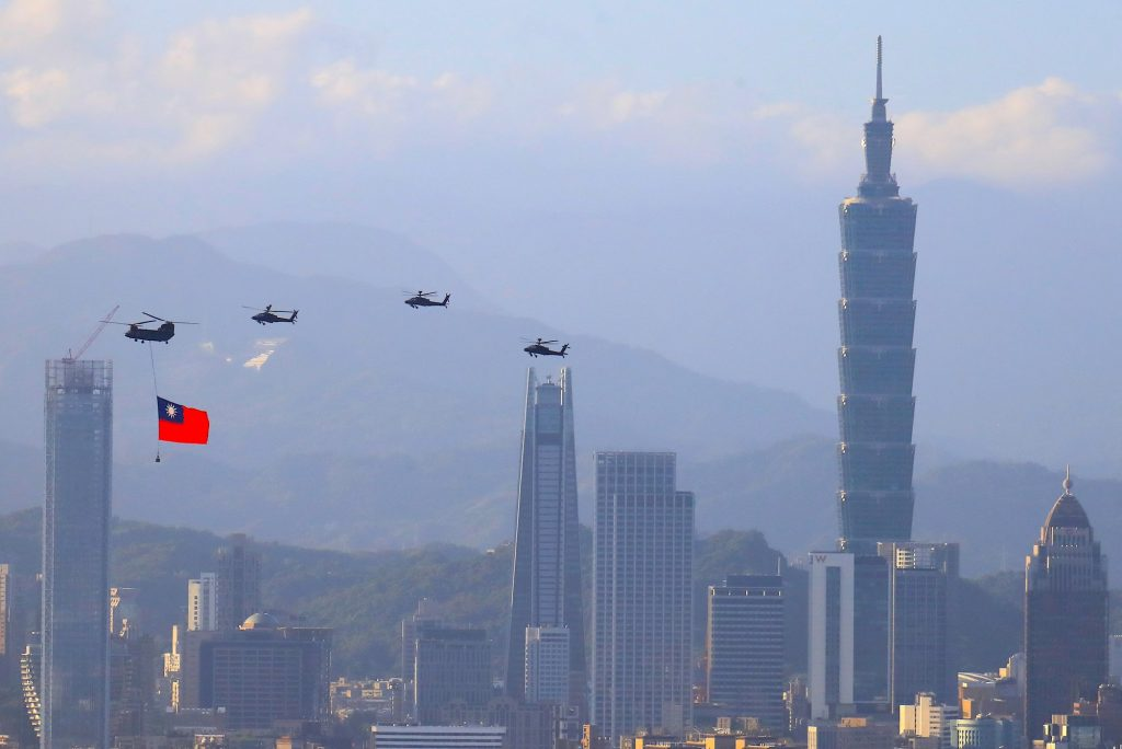 Taiwan's defense minister says China will be able to launch a large-scale invasion of Taiwan by 2025