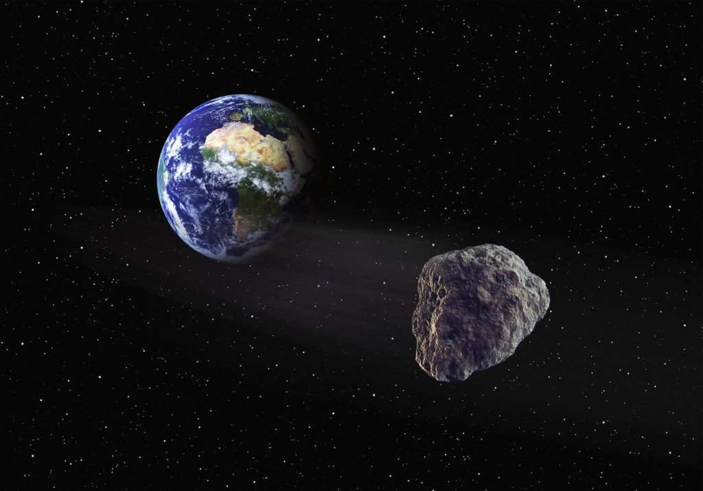The terrifying secrets of huge asteroids have been revealed