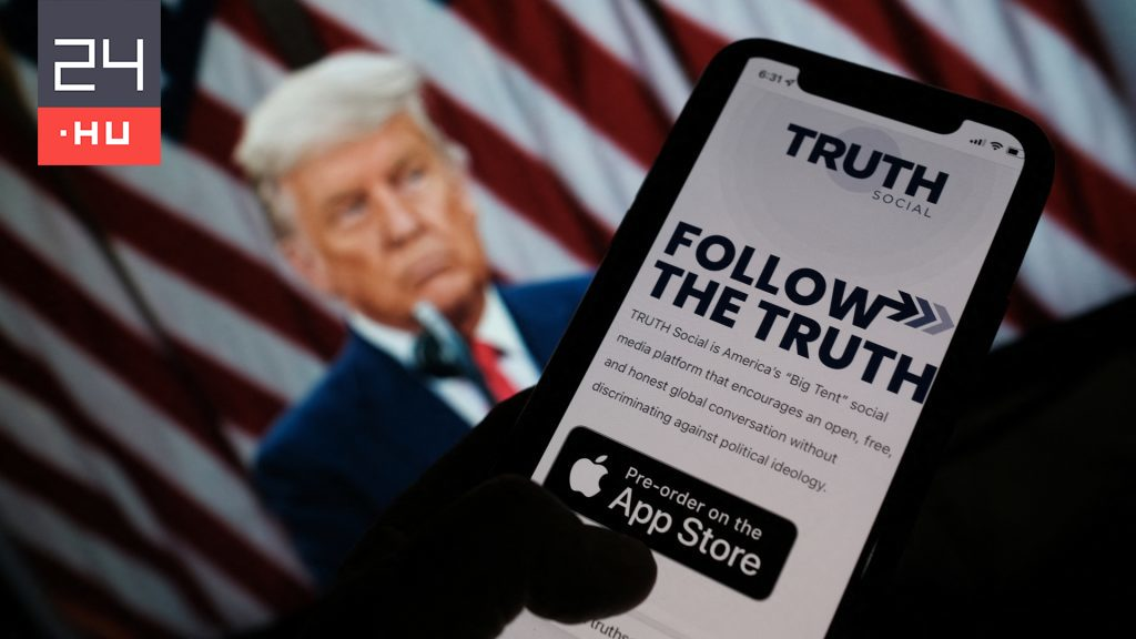 Trump announces the launch of his own social network