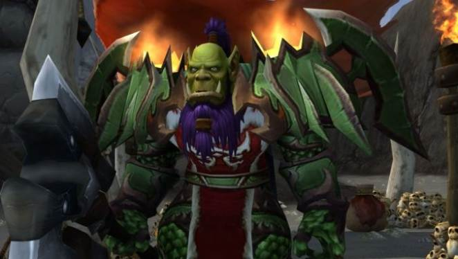 """World of Warcraft: Renamed Cannibal Corpse frontman to """"Corpsegrinder"""""""